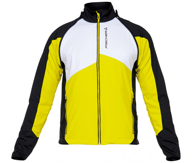 WS LIGHT JACKET- D/SLEEVES - OESTERSUND