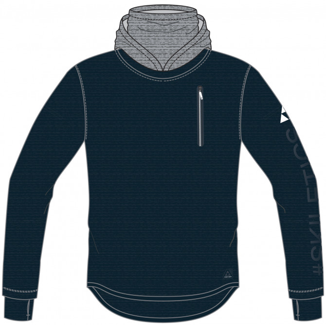 SKILETICS HOODY SWEATER
