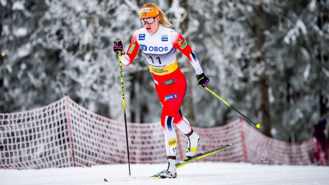 Norwegian relay teams succeed in Beitostølen