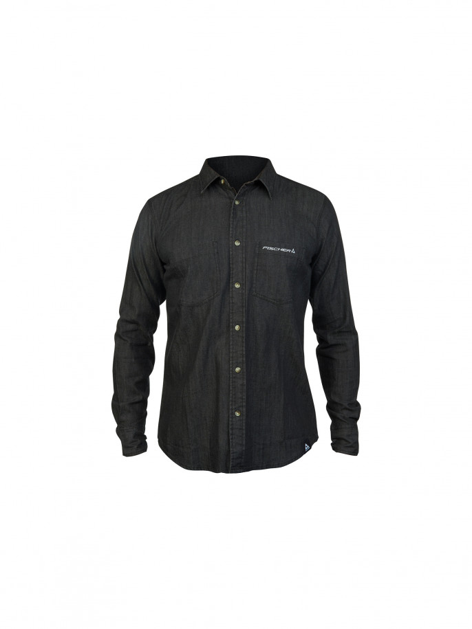 BUSINESS DENIM SHIRT
