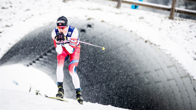 Norwegian relay wins in Lahti