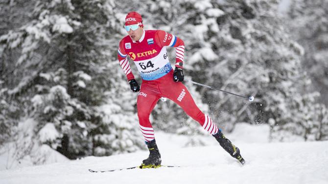 Максим Вылегжанин красиво завершил свою карьеру серебром в Холменколлене