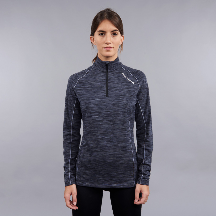 WOMEN SKISHIRT TURTLENECK - SPRINT