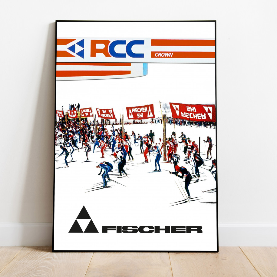 VINTAGE POSTER NORDIC ACTION