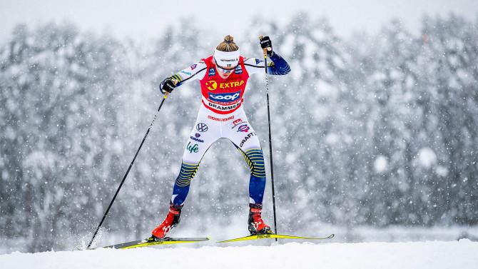 Linn Svahn Fischer Sports