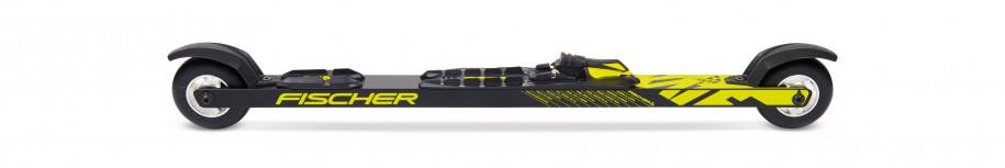 RC5 Skate mounted