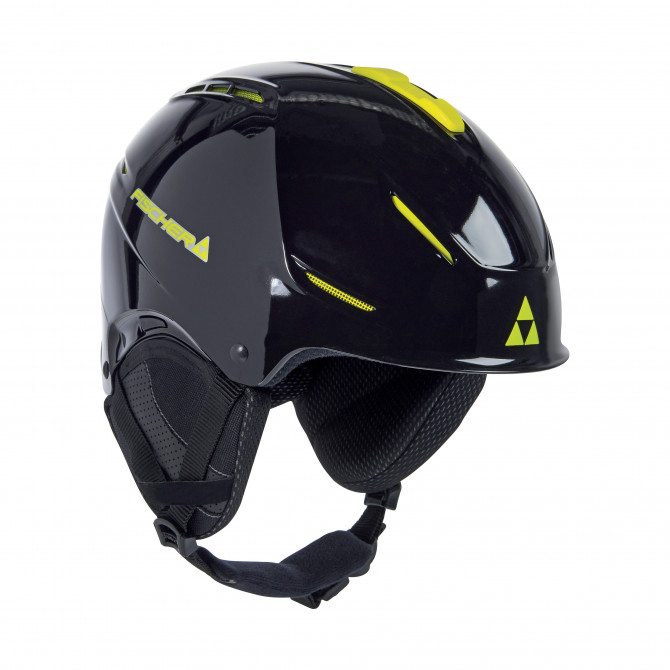 ON PISTE HELMET - BLACK