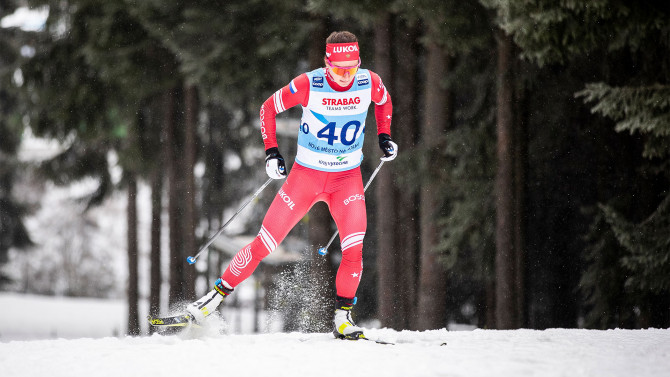 Linn Svahn triumphs in the classic sprint in Falun
