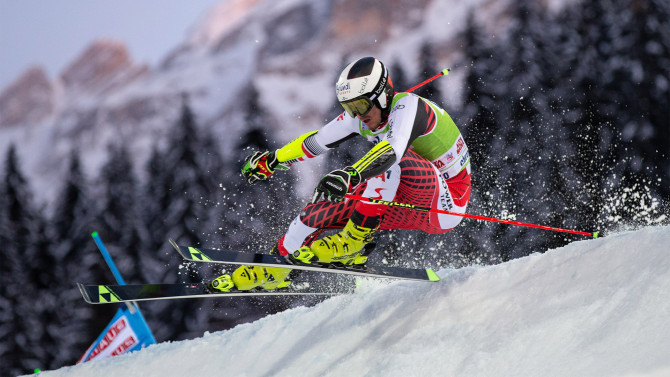 "Leitinger ""sprints"" onto the Podium in the Parallel Giant Slalom in Alta Badia"