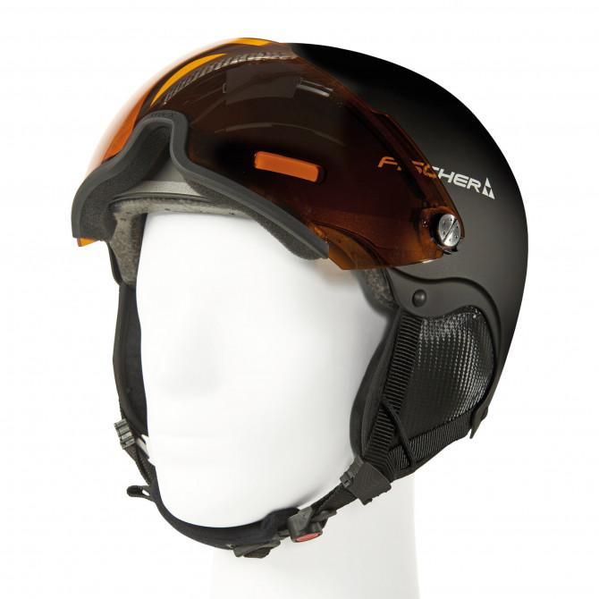 Visor helmet