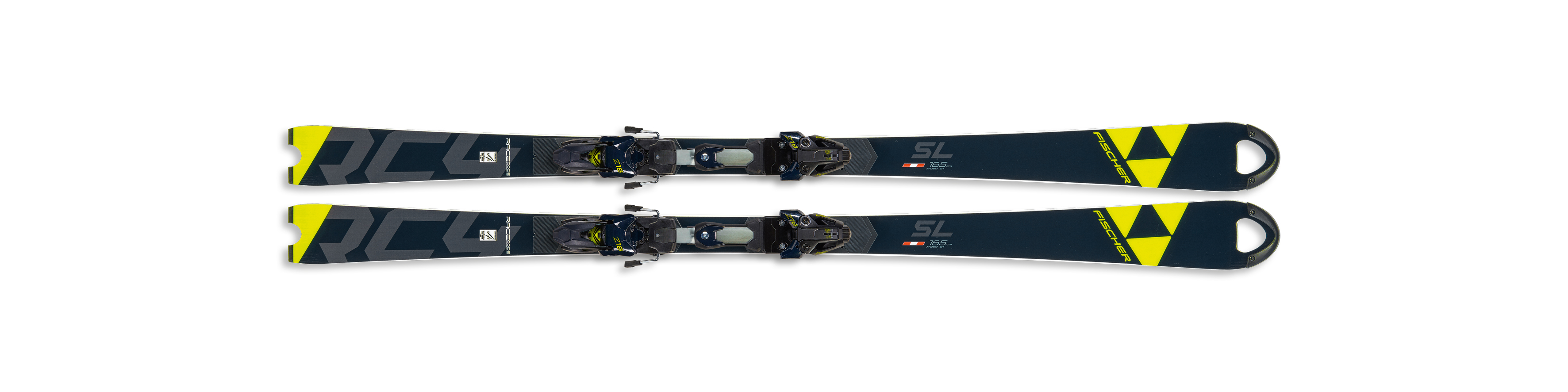 Fischer 2019 RC4 Worldcup SL Junior Skis