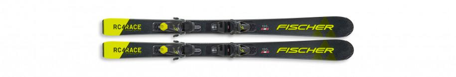 RC4 RACE JR (130-150) SLR PRO + FJ7 SLR