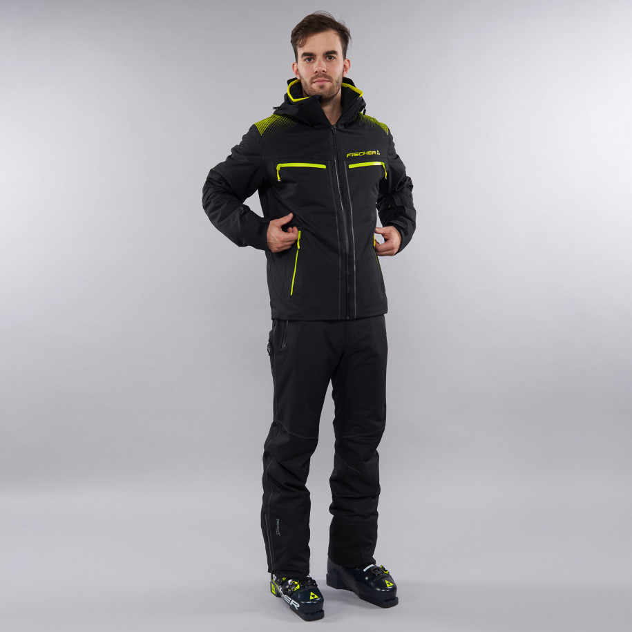 HANS KNAUSS SKI PANTS SHORTCUT