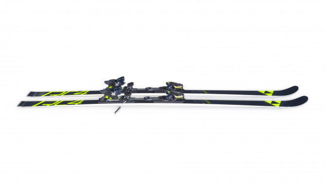 RC4 Worldcup GS Men Curv Booster