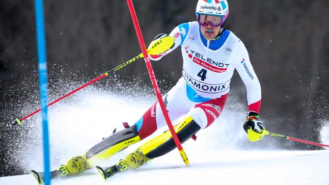 Чемпионат мира по горным лыжам в Оре: четыре медали у спортсменов Fischer