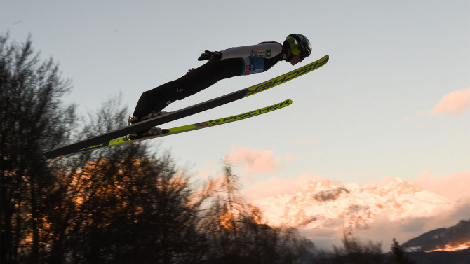 Peter Prevc triumphs at rescheduled RAW AIR ski jump in Lillehammer