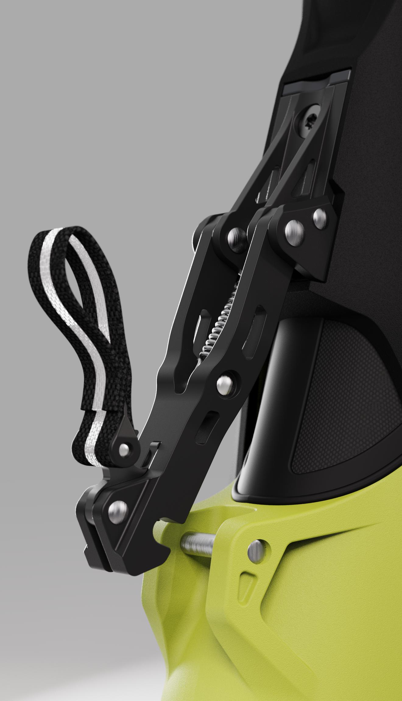 Double Lock Ski/Walk