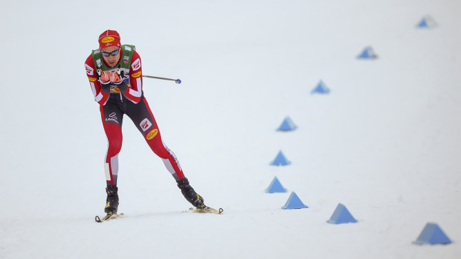 Norwegische Kombinierer gewinnen Gold im Teamwettkampf