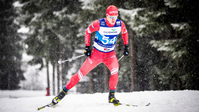 Norway and Russia win cross-country relays in Ulricehamn