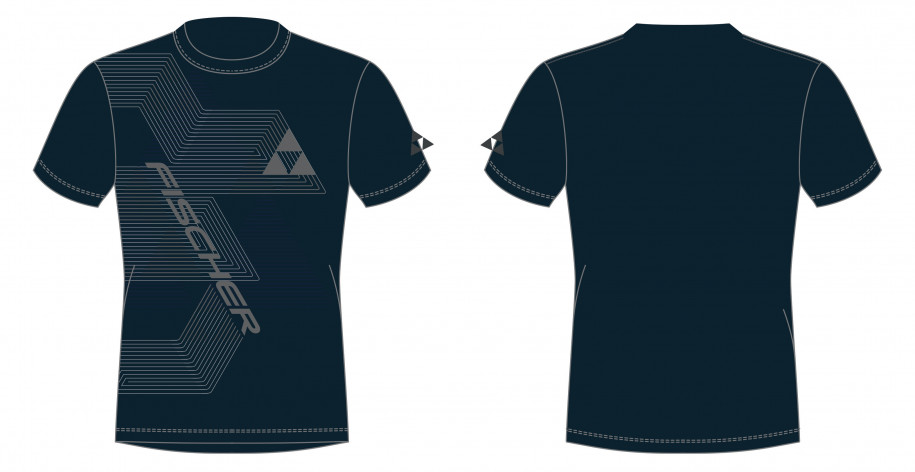 T-SHIRT S/S - LEOGANG