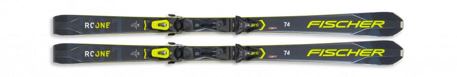 RC ONE 74 ALLRIDE + RS 10 PR