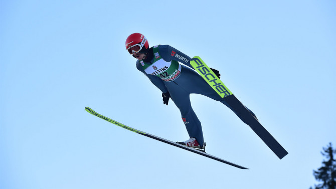 Poland wins ski flying in Planica