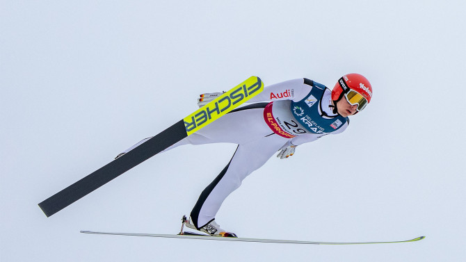 Norway wins team sprint in nordic combined