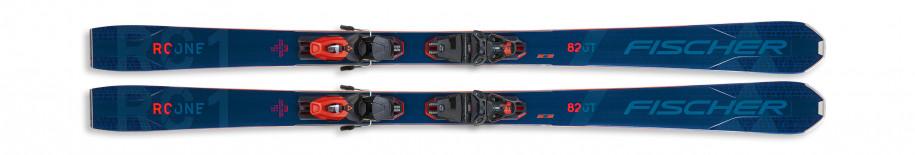 RC ONE 82 GT TWIN POWERRAIL + RSW 11 PR