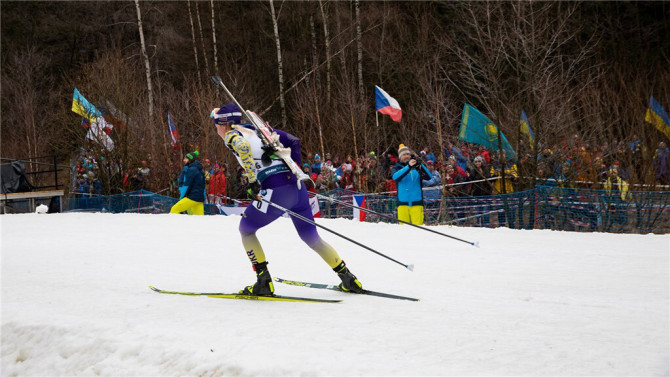 Justine Braisaz scores next French victory in individual competition