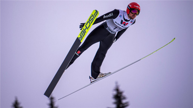 Norway wins team sprint in nordic combined