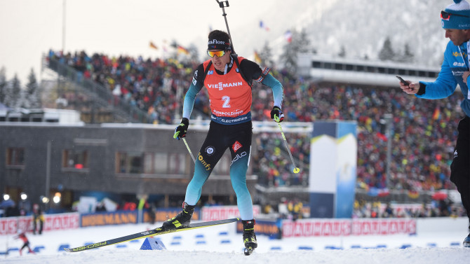 Fillon Maillet runner-up, Bø wins overall World Cup