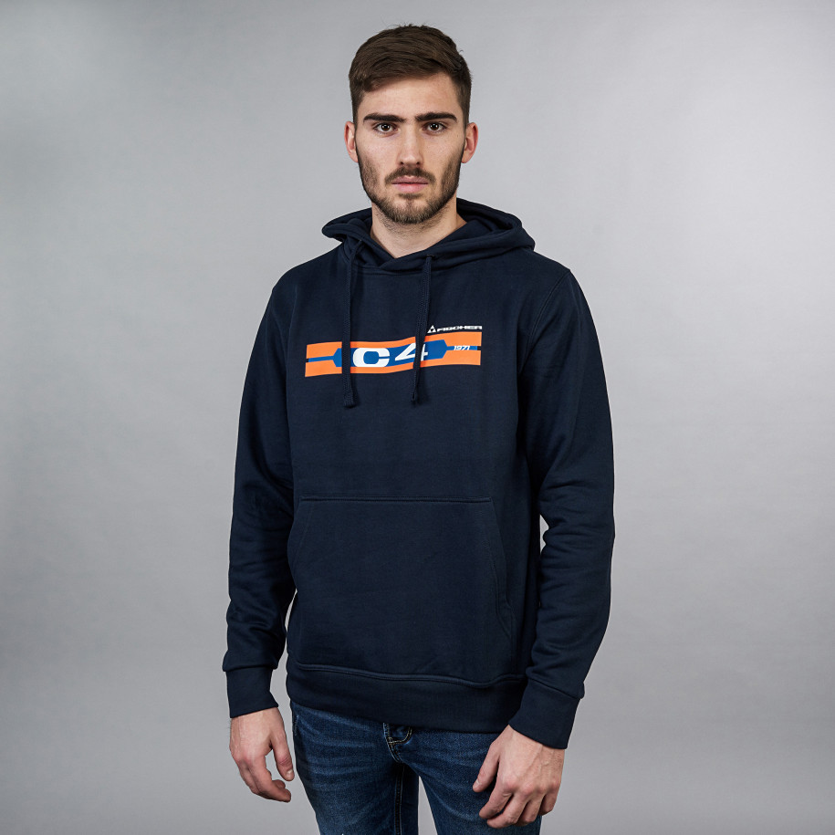 HOODY JACKET  - RC 4  RETRO