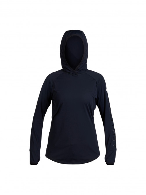 SKILETICS® WOMEN MULTISPORT LANGARM HOODY