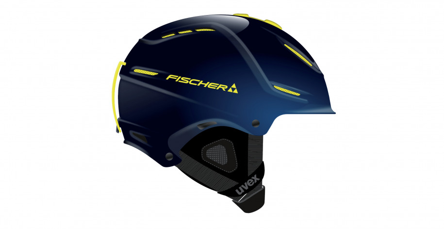 ON PISTE HELMET - NAVY