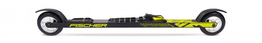 RC7 Skate mounted